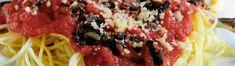 "Raw Food Recipe: Spaghetti and ""Meat"" Balls - Rawmazing Raw Food"
