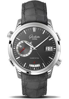 Glashutte Original Watches - Art and Technik Senator Diary - Style No: 100-13-04-04-04