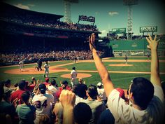 Root, root, root for the Red Sox!!!