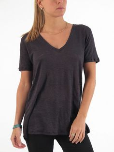 Joni V-Neck T-Shirt for women by Obey