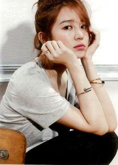 Yoon Eun Hye.