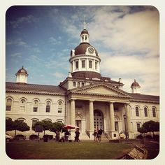 City Hall in Kingston, ON