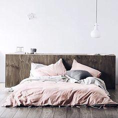 Pastel pinks ❤️ Bedroom inspo