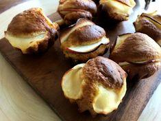 ぽっくり可愛い~♡林檎パン【ホットケーキミックスで簡単】 | 栄養士ママそっち~の簡単美味しいサイクル献立