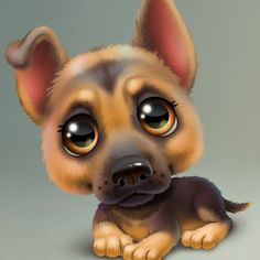 Рисунки новогодней собаки - большая подборка милых Пёсиков