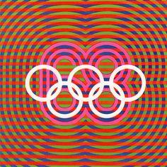 Mexico '68 Olympics / Lance Wyman