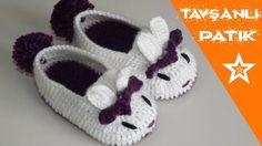 Making Floral Sandals Home Slippers – Detailed Audio Description -… – Shoe Ideas Crochet Baby Jacket, Crochet Boots, Baby Girl Crochet, Crochet Baby Shoes, Crochet For Boys, Crochet Slippers, Baby Blanket Crochet, Baby Boots, Baby Girl Shoes