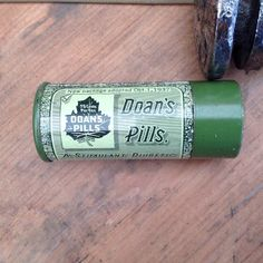 "@somebodyandsons's photo: ""Nice Canadian Tin"" Pills, Ephemera, Tin, Packaging, Pewter, Wrapping"