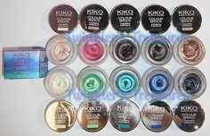 Twinkler's Treasures: Kiko Boulevard Rock Limited Edition - fast alle Produkte inkl. Swatches