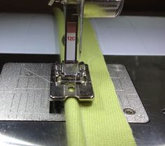DIY Covered Cording tutorial from www.WeAllSew.com