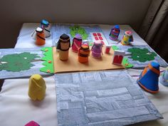 Blog da EBI: As Muralhas no Cenário