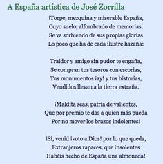 DON JOSE ZORRILLA