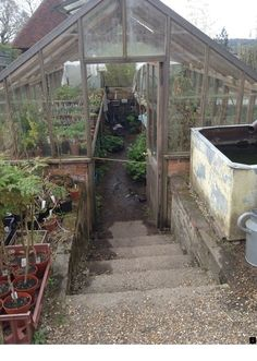 """Acquire fantastic pointers on """"greenhouse plans homemade"""". They are available for you on our website. Greenhouse Shed, Small Greenhouse, Greenhouse Gardening, Garden Buildings, Garden Structures, What Is A Conservatory, Underground Greenhouse, Greenhouse Interiors, Farm Gardens"""