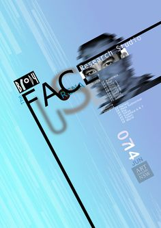 Neville Brody - The Face magazine (Graphic Designer inspiration) Graphic Design Typography, Graphic Design Art, The Face Magazine, Neville Brody, Design Squad, David Carson, Typography Inspiration, Illustrations, Layout Design