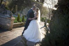 wedding photography Rothwell Holy Trinity Church and Rogerthorpe Manor, Badsworth by 123 Photography