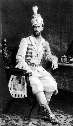 Grand Duke Sergei Alexandrovich-Uncle to Nicholas II, the last Tsar of Russia