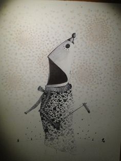"""el matraca"" by Tincho Garabatos, via Behance"