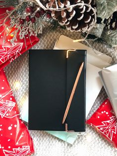 Give yourself a new bullet journal for Christmas <3