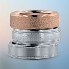 All Novell wedding bands are handcrafted in New Jersey. If made in America is important to you, then keep this in mind.