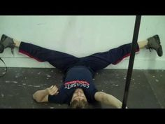 Adductor (GROIN) Wall Stretch - CrossFit Charlottesville Underground Mobility Project