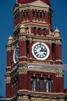 Big Clocks, Cool Clocks, Time In The World, Places Around The World, Unusual Clocks, Yangon, Renaissance, Antique Clocks, Contemporary Architecture