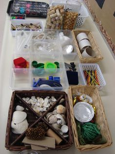 crayons, wands & building blocks: Loose parts - the beauty in found materials
