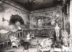 Deambulando en la Ozkuridad: Casa Requena, muebles del Art Nouveau en México