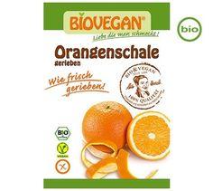 Bio Vegan Orangenschale, gerieben Bio Backzutat, Pack x 10 g) Bio Vegan, Orange, Fruit, Health, Desserts, Food, Germany, Shopping, Tailgate Desserts