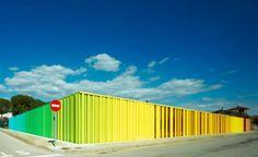 Arquitetura Joan Puigcorbe & RCR Arquitectes - Nursery, Besalú 2009. Via...