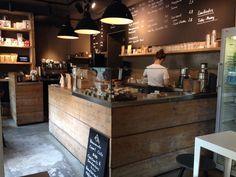small sandwich shop decor ideas - Google Search