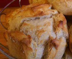 Rezept Brötchen über Nacht, wie vom Bäcker von vioB - Rezept der Kategorie Brot & Brötchen