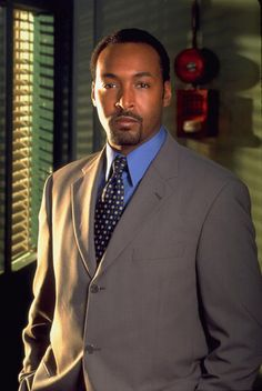 Jesse L. Martin as Detective Ed Green - Law and Order. He's playing legendary singer Marvin Gaye in a biopic of Marvin's life.  I'm sure he'll do justice to it..and he can sing.