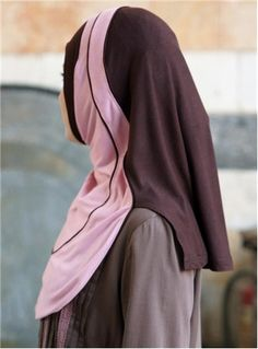Finesse Hijab Brown Rose color At last, modest sports hijabs for Muslim women! Feel secure and modest whilst giving your body its rights to exercise. SHUKR's unique sports hijabs fit securely, but comfortably around the face, and have extended front and back sections to cover you completely. There is also an inside supportive band which is worn to the back of the head for extra stability.