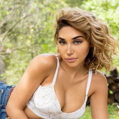 Social Media Star @chanteljeffries gets sultry for a Bohemian shoot with @murdaball. See gallery - link in bio @Playboy
