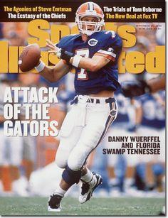 Danny Wuerffel  SI  12-25-95