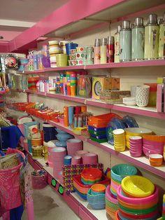 Kitsch kitchen  Amsterdam