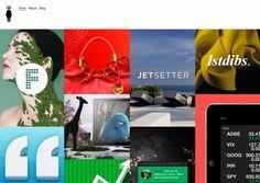 Flat Web design inspiration (13)  #flat #webdesign #templates