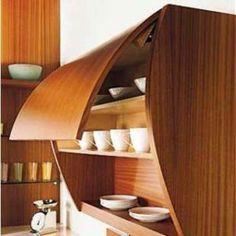 Well Organized Of #Kitchen #Storage Racks #CreativeDesign Of Kitchen Storage Racks