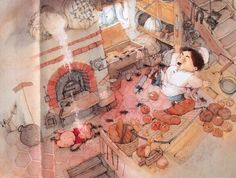 Written and Illustrated by Eve Tharlet