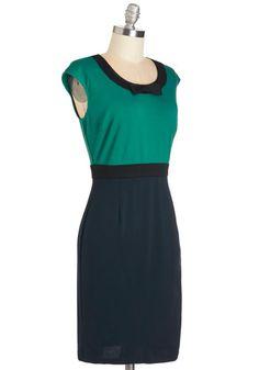 Maven in Manhattan Dress | Mod Retro Vintage Dresses | ModCloth.com