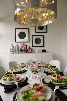 Residência Privada Vilamoura : Salas de jantar modernas por Leonor Moreira Romba - Arquitecturas