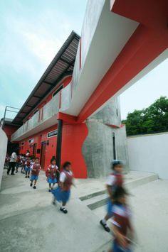 Prachasongkroa Kindergarden School / NPDA Studio