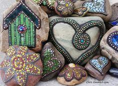 Mosaic Garden Stones | Flickr - Photo Sharing!