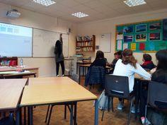 Class    La Berkhamstead School es una de las escuelas privadas de más prestigio de la Gran Bretaña, con más de 470 años de historia y tradición, a tan sólo media hora del centro de Londres y muy cercana a la ciudad universitaria de Oxford.    #WeLoveBS #inglés #idiomas #Berkhamsted #ReinoUnido #RegneUnit #UK  #Inglaterra #Anglaterra