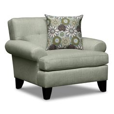 Madison II Upholstery Chair - Value City Furniture