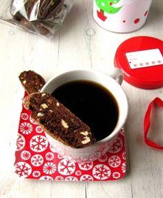 Chocolate Biscotti by janna