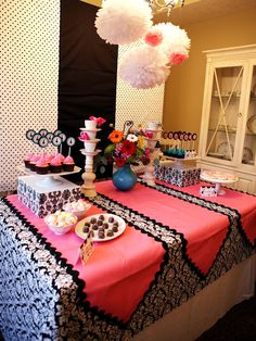Alice in Wonderland Baby Shower, LundynBridge Events