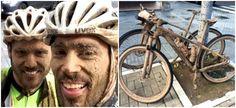 Cuatro bikers sexitanos de la categoría élite participaron en la 'III Vuelta a Córdoba BTT'