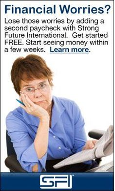 Are you struggled  with  financial worries? Think about some alternative!  Visit my Blog : http://www.leverageearning.blogspot.com