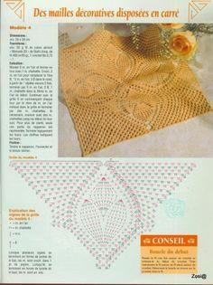 Crochet Mandala, Crochet Motif, Crochet Doilies, Crochet Lace, Crochet Stitches, Free Crochet, Crochet Bikini, Crochet Patterns, Different Stitches